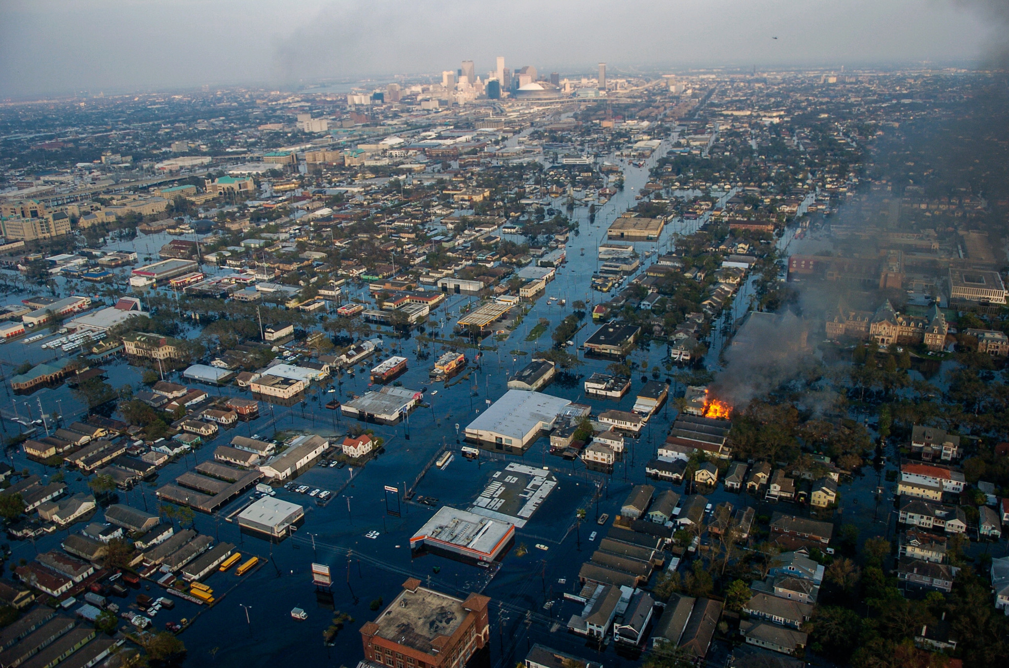 essay on hurricane katrina in new orleans View and download hurricane katrina essays examples and now after hurricane katrina tore apart new orleans and forced americans to admit that there are.
