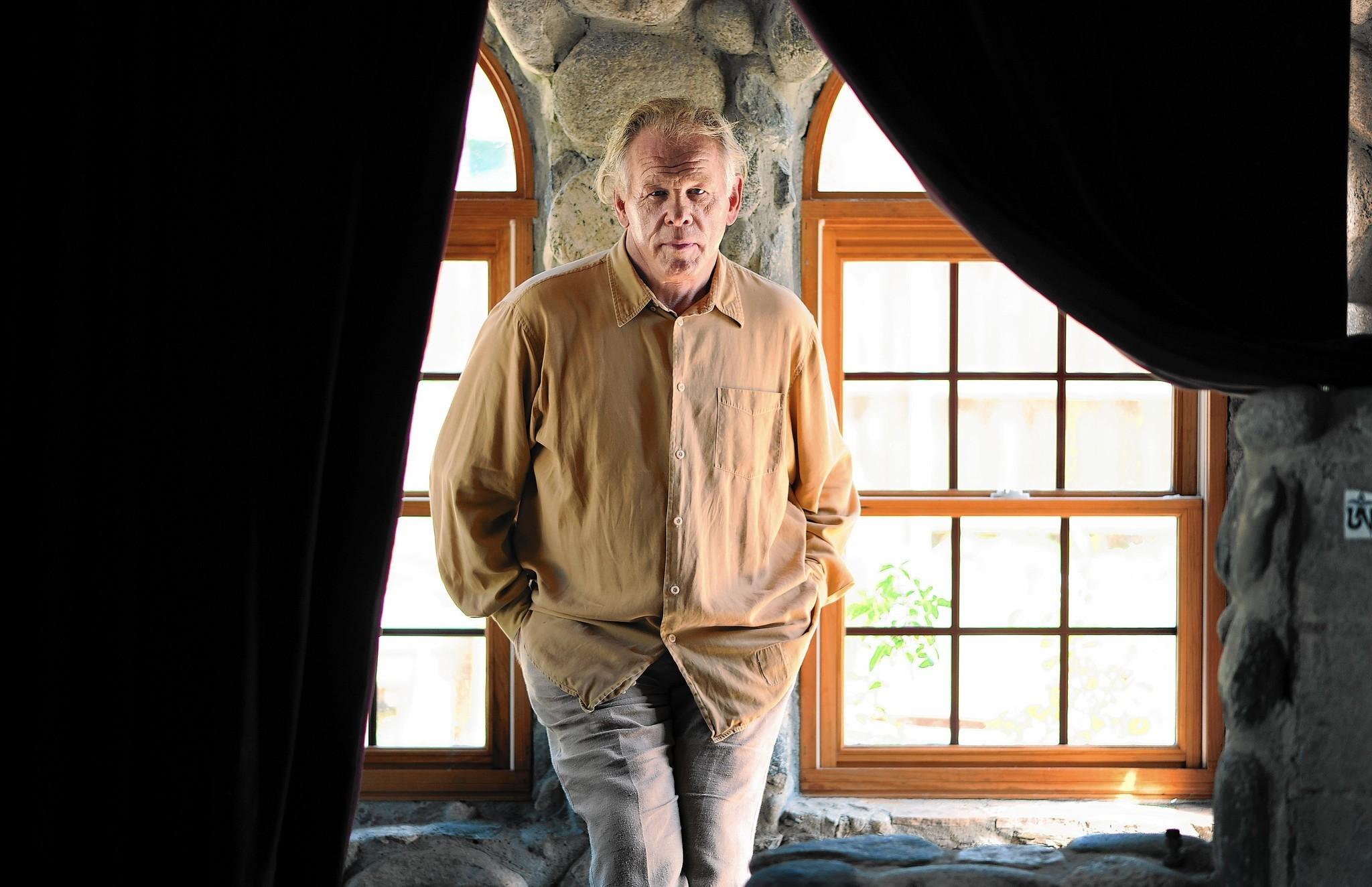 in the company of nick nolte master storyteller la times. Black Bedroom Furniture Sets. Home Design Ideas