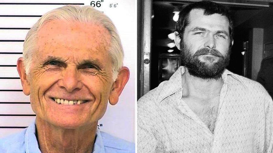 Bruce Davis in 2014 and 1970