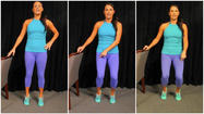 Try This: 'The Parallel' is a dance move that will push your thighs to the limit