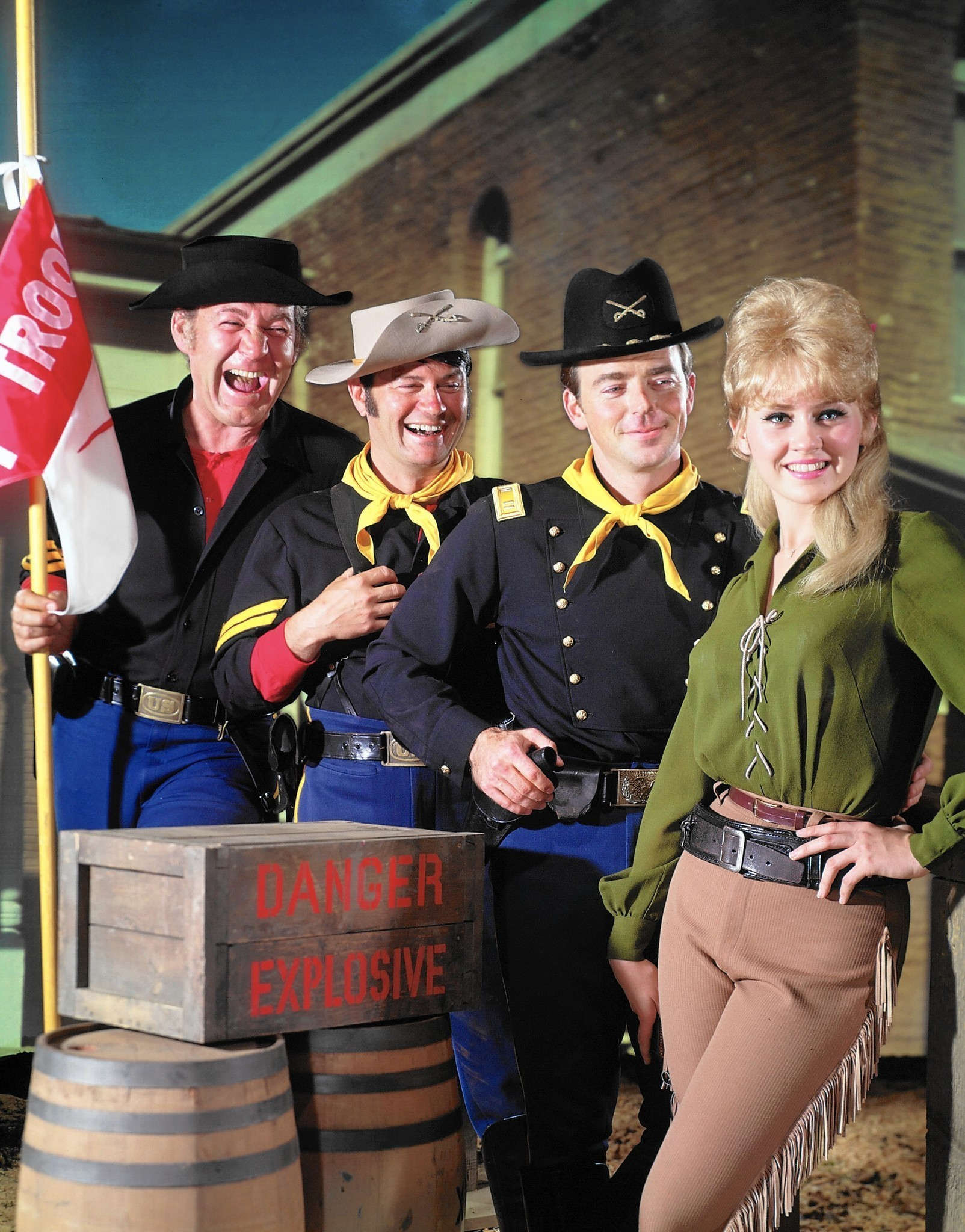 F Troop Quotes