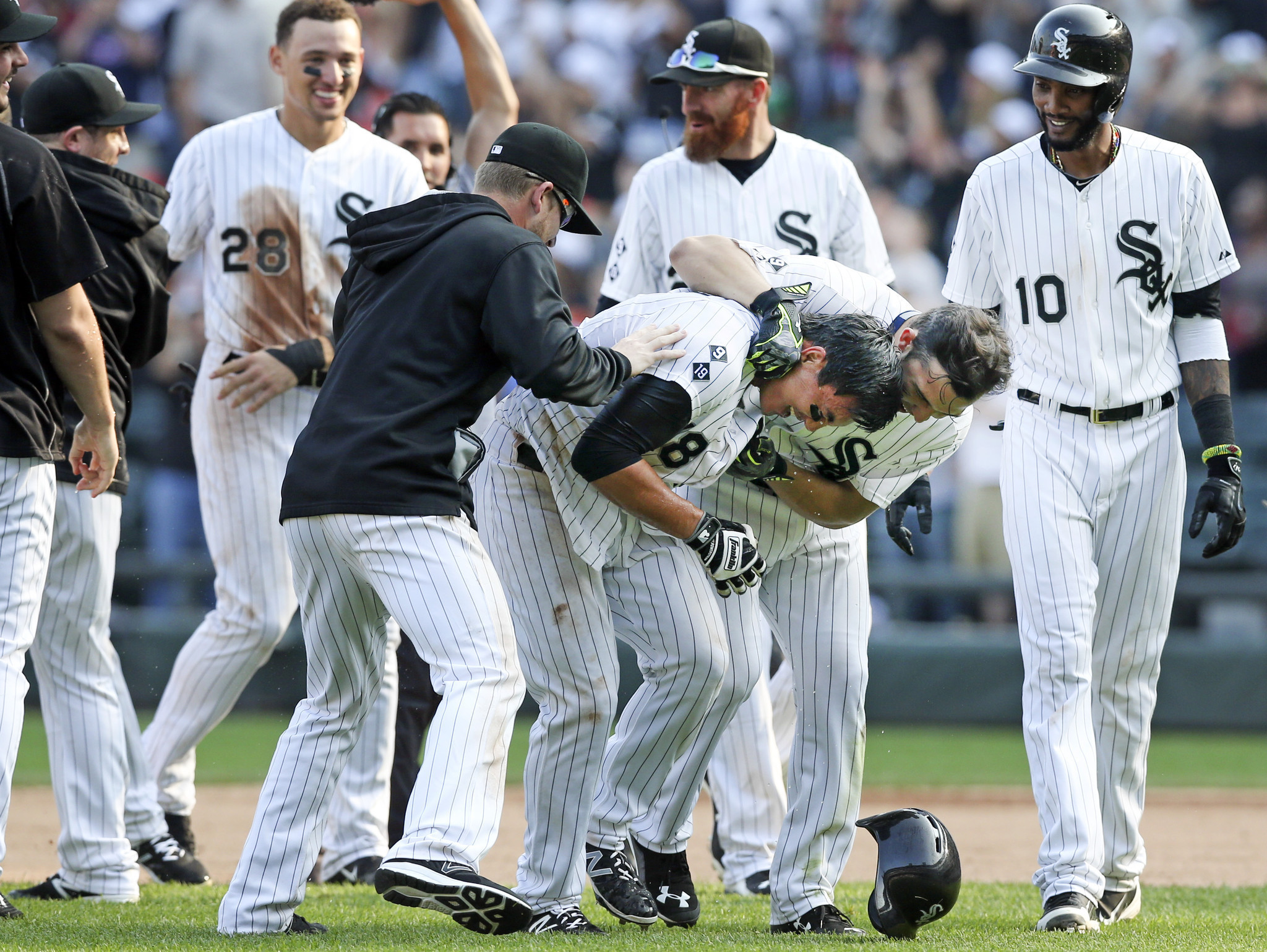 white sox 6 mariners 5 11 inn baseball chicago