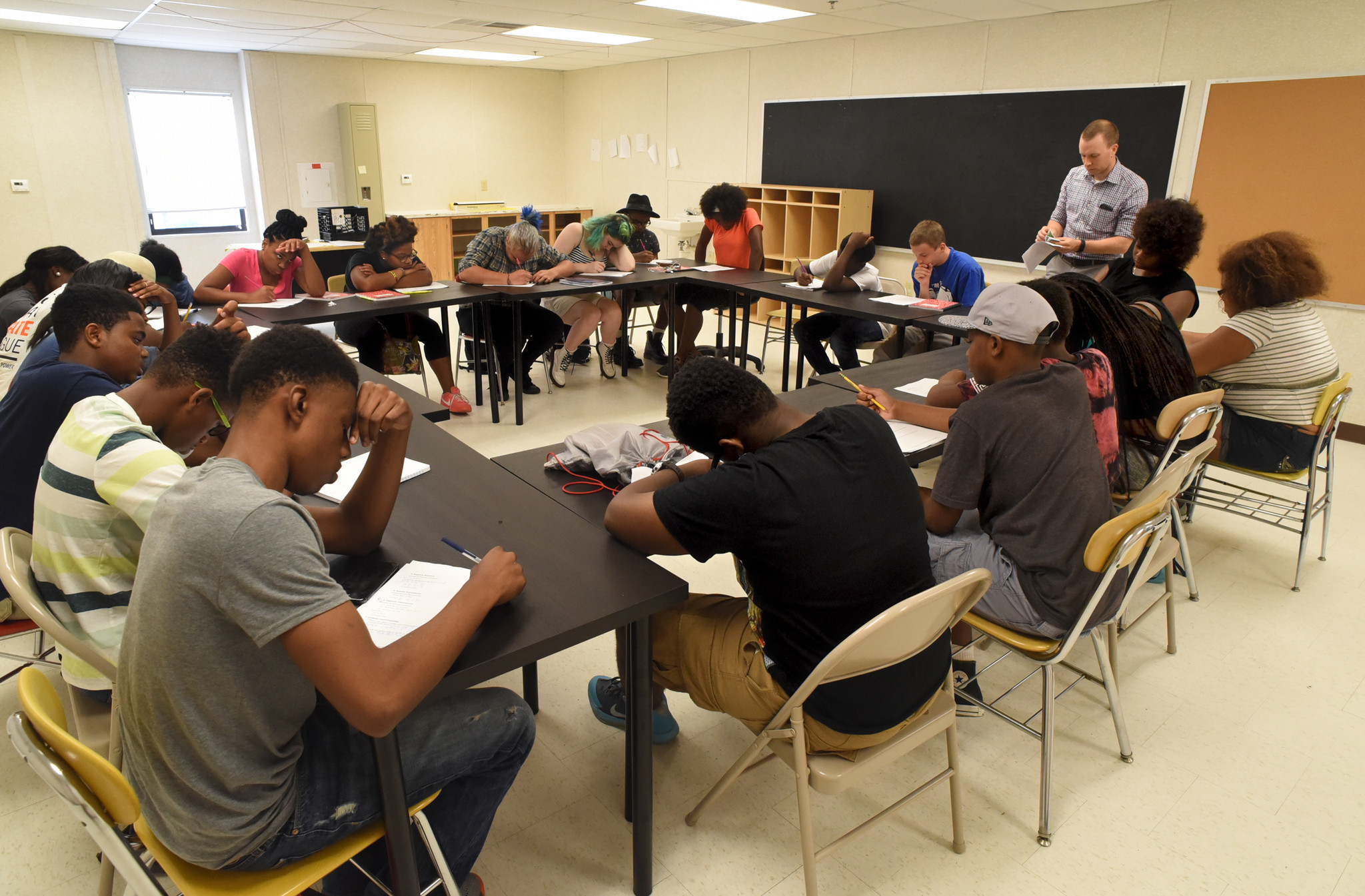 In Bard Baltimore Schools Hope To Pave A Path To College