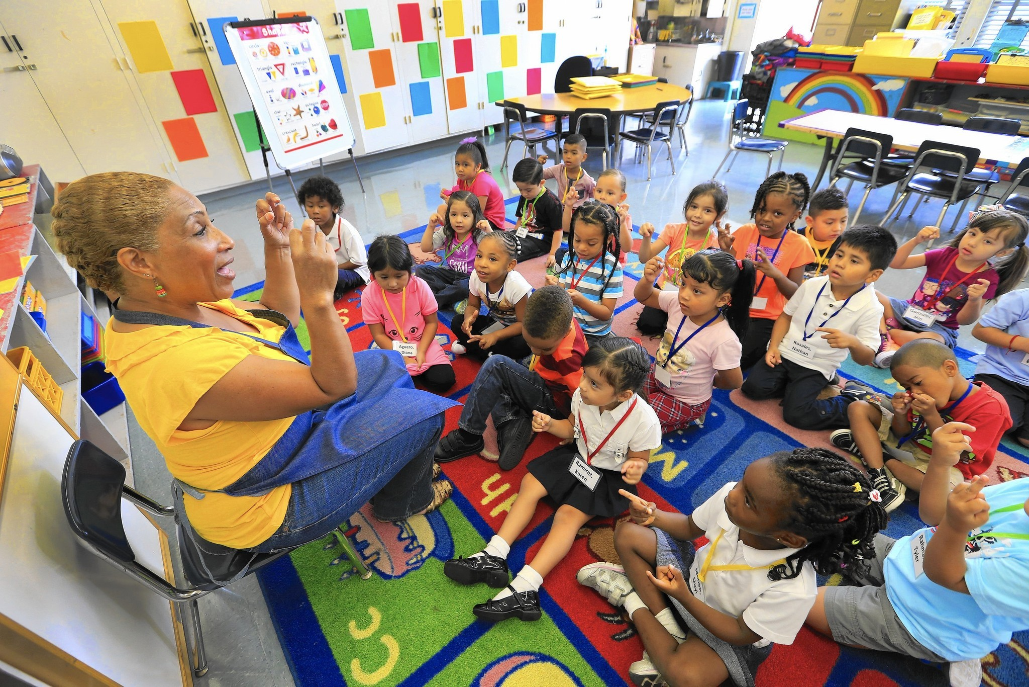 How Many Years Do You Need To Attend College Be A Preschool Teacher Chron Com