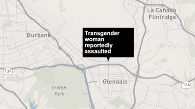 Man charged with hate crime after allegedly spitting at, assaulting transgender woman