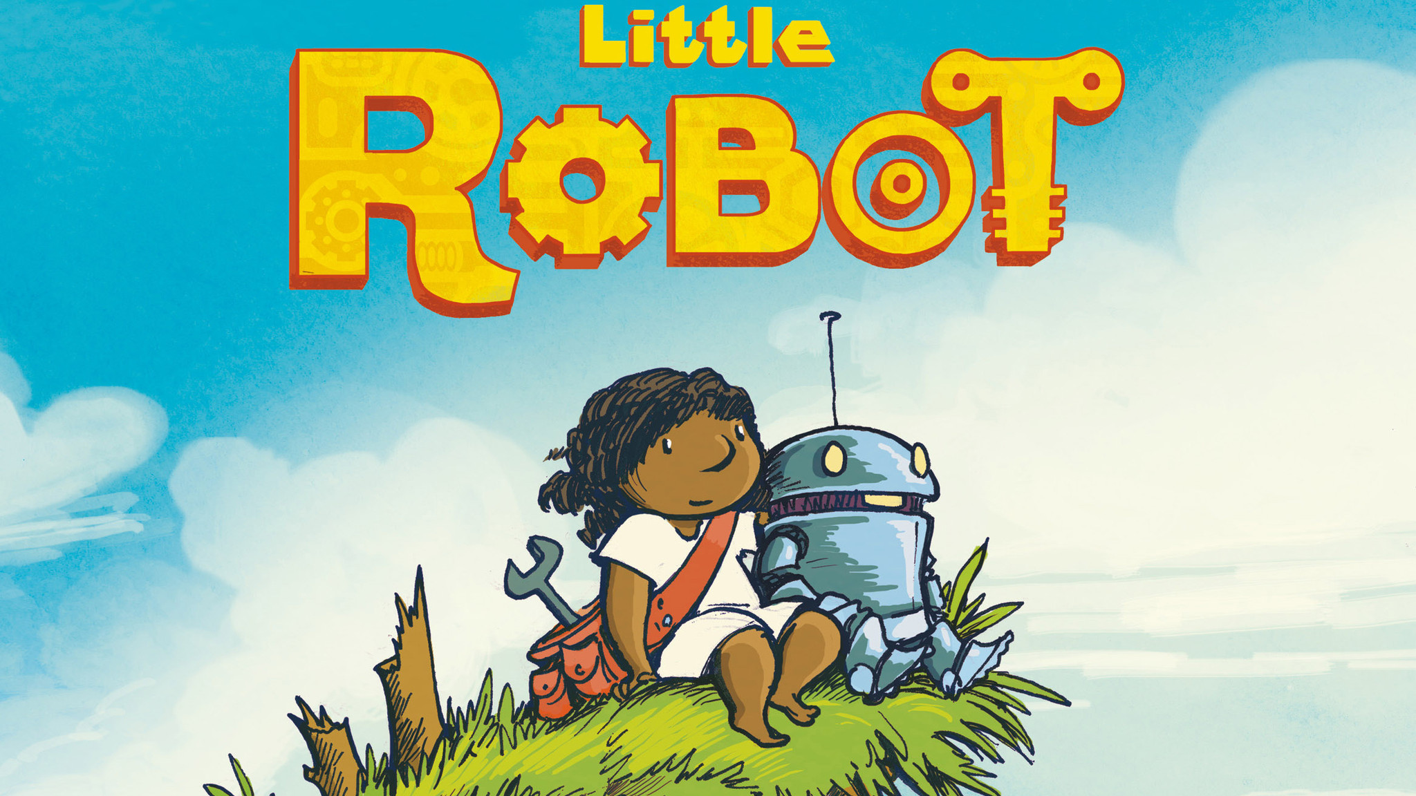how to create a little robot