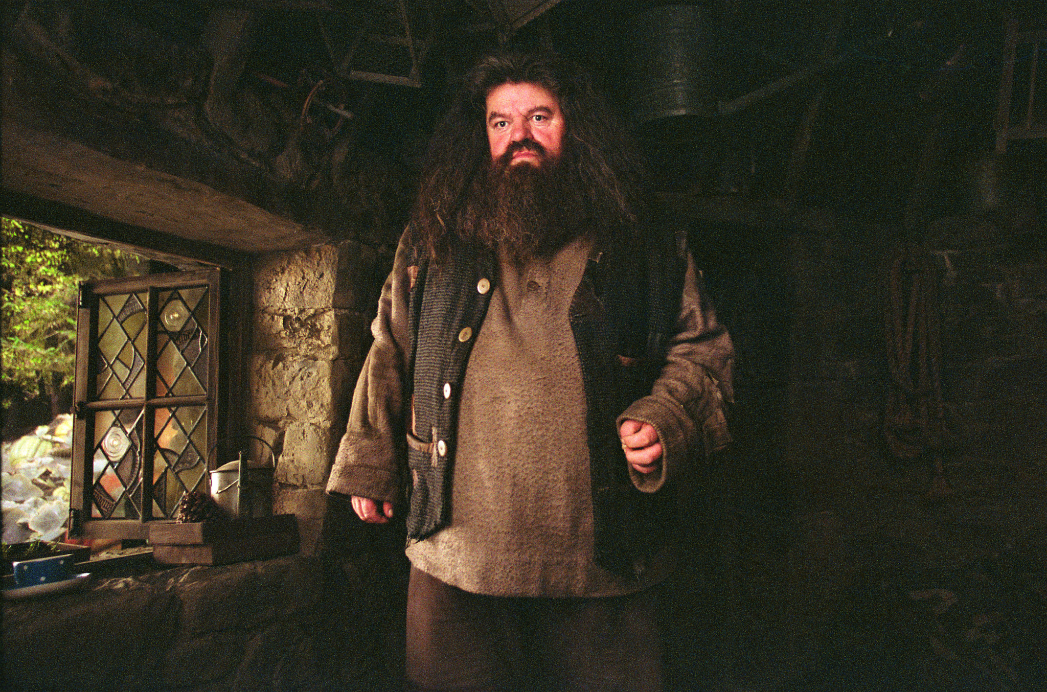 J.K. Rowling's truth about Hagrid spawns sad 'Harry Potter' fan theory