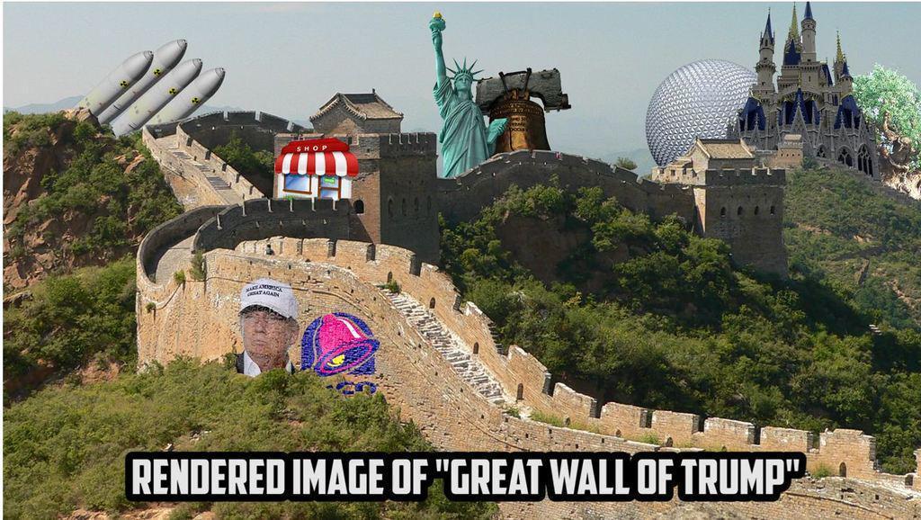 Mexican Donald Trump immigration wall women - Sun Sentinel
