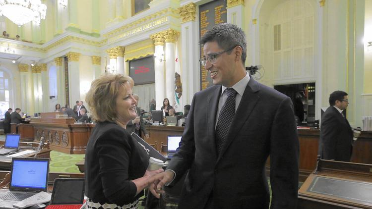 Assemblyman Henry T. Perea (D-Fresno)