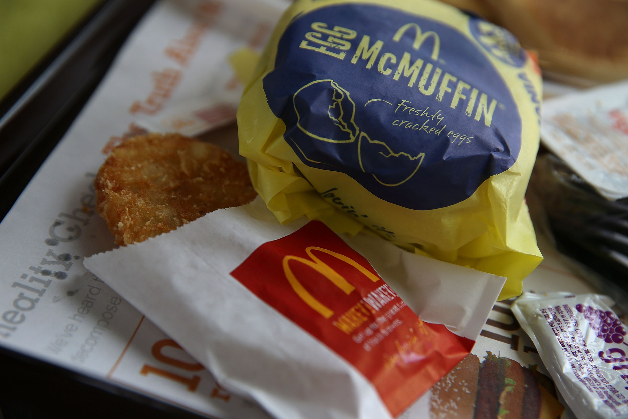 McDonald's to start all-day breakfast Oct. 6