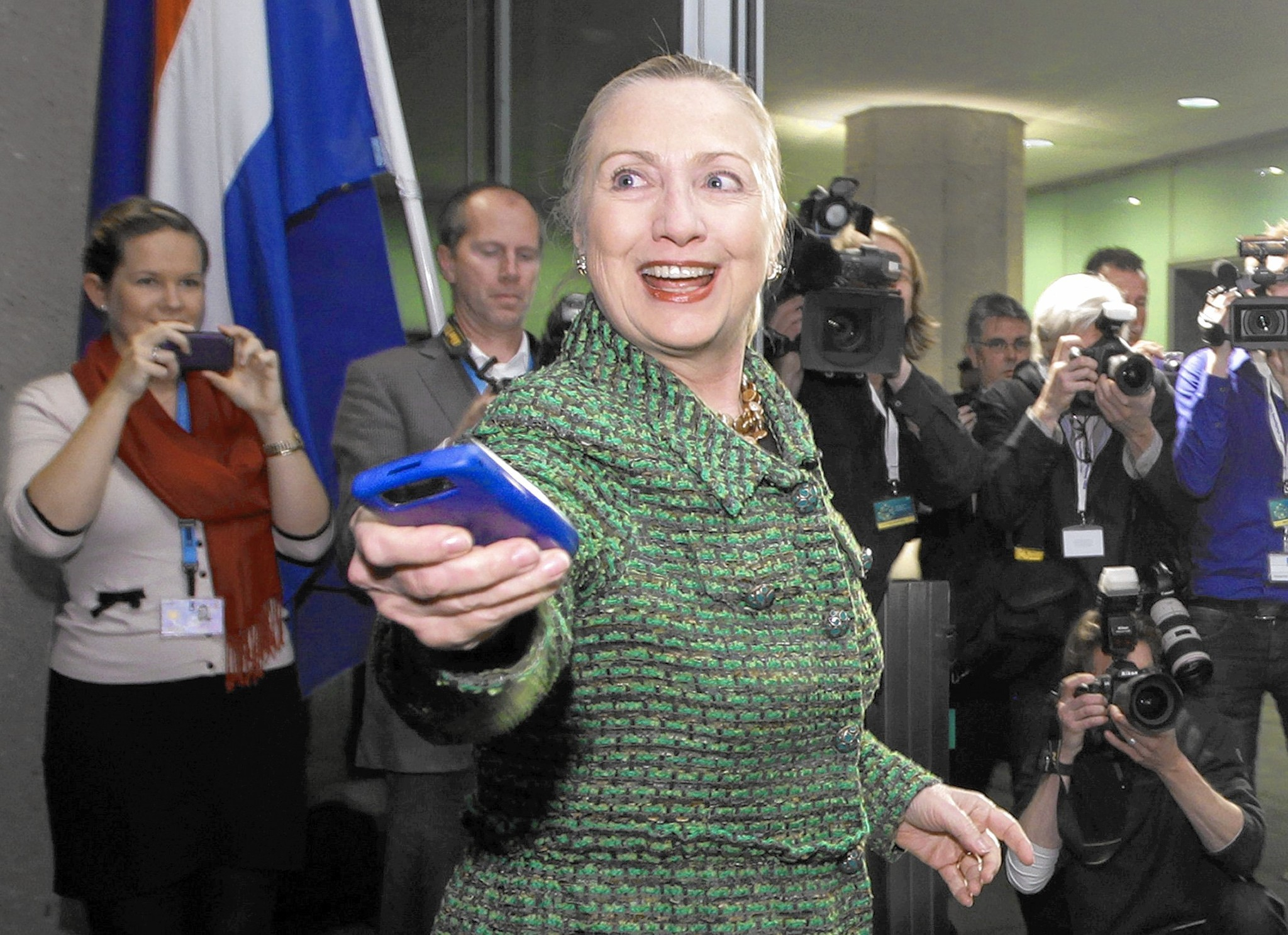 Can Hillary Clinton Go To A Swiss Sleep Sanitarium Can