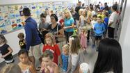 Photo Gallery: Hope View Elementary School reopens