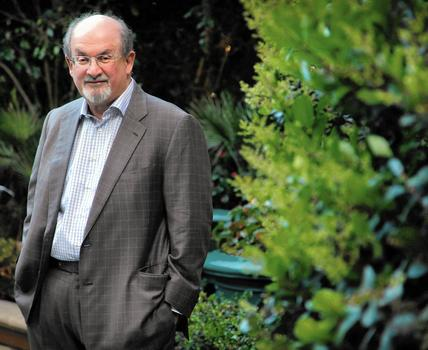 Salman Rushdie's new novel 'Two Years' lets the jinn out of the bottle