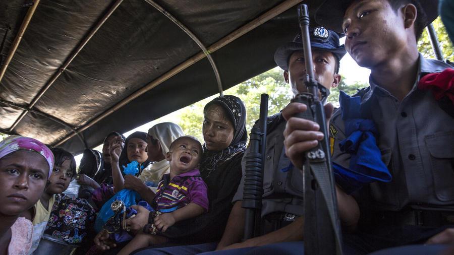 Burma's Rohingya ethnic minority