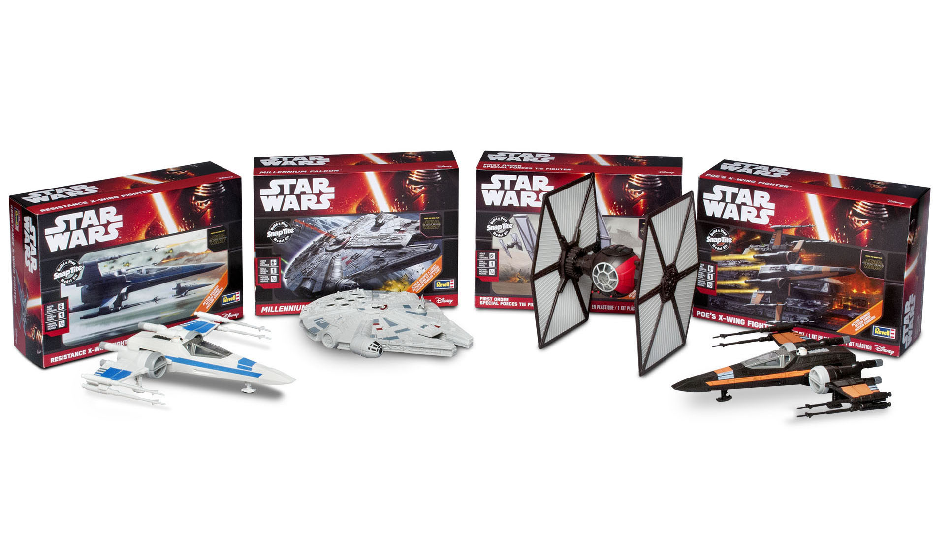 Force Friday Disney unveils Star Wars toys amid massive