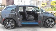2015 BMW i3 plug-in car is an odd duck