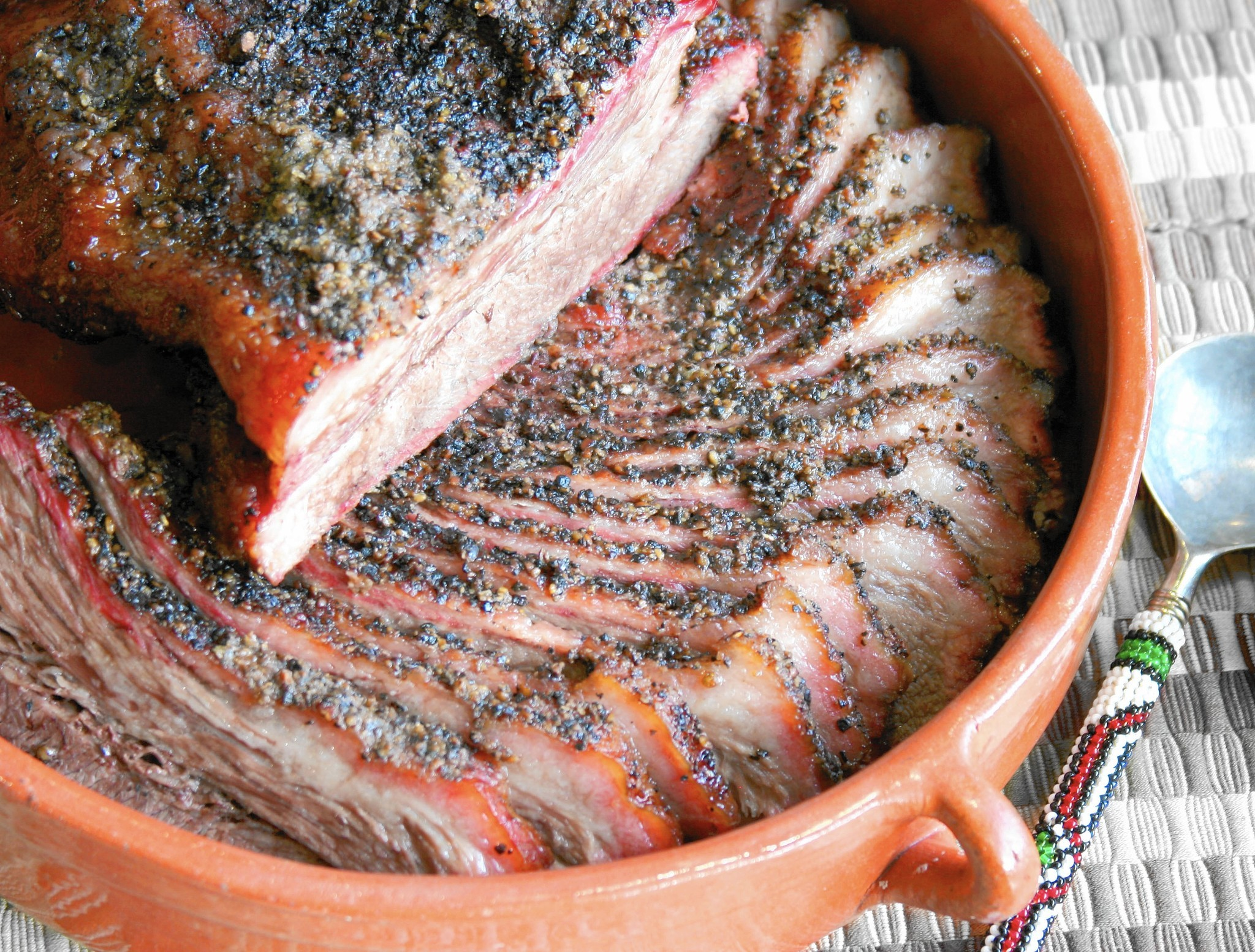 How to smoke brisket, the Texas crutch way