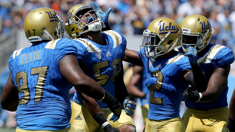 For nearly all UCLA football players, facing Oregon State is a new thing