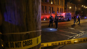 3 dead, 9 wounded in city shootings