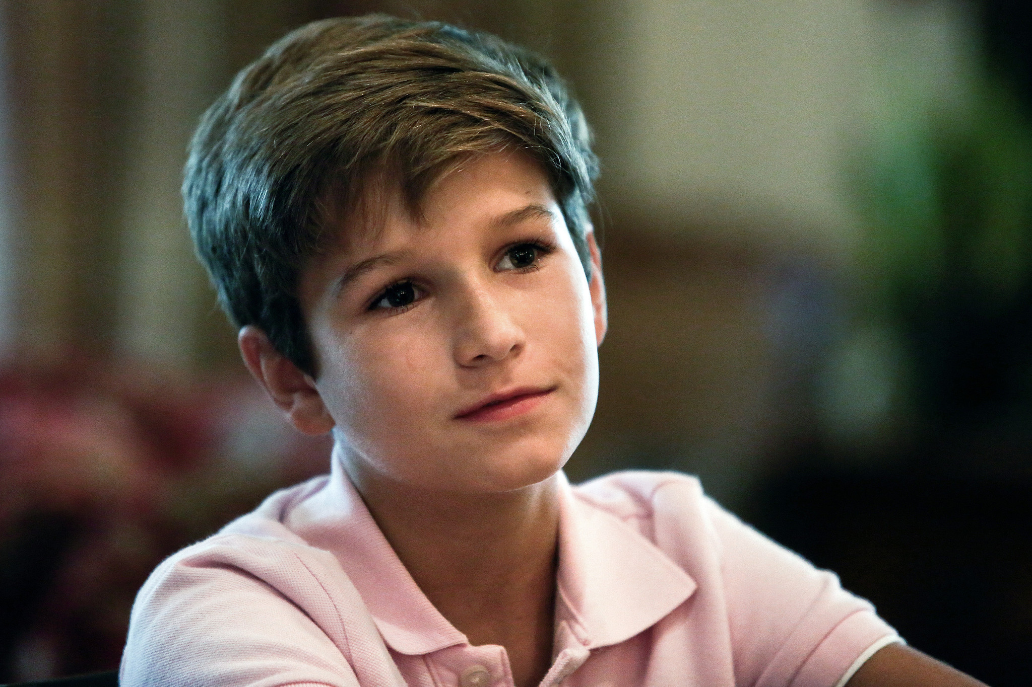 Child actor making mark as young Walt Disney in new film ... Young Boy Actors On Disney