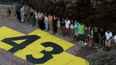 New probe: Mexican government was wrong about what happened to 43 missing students