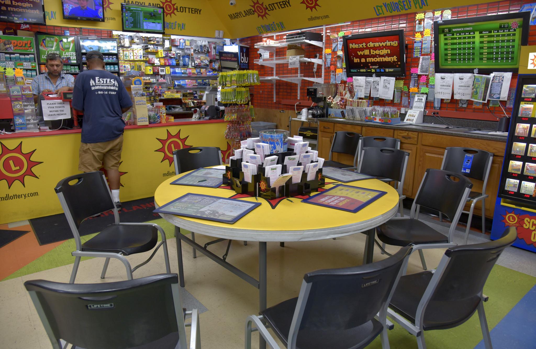 Keno warehouse sale
