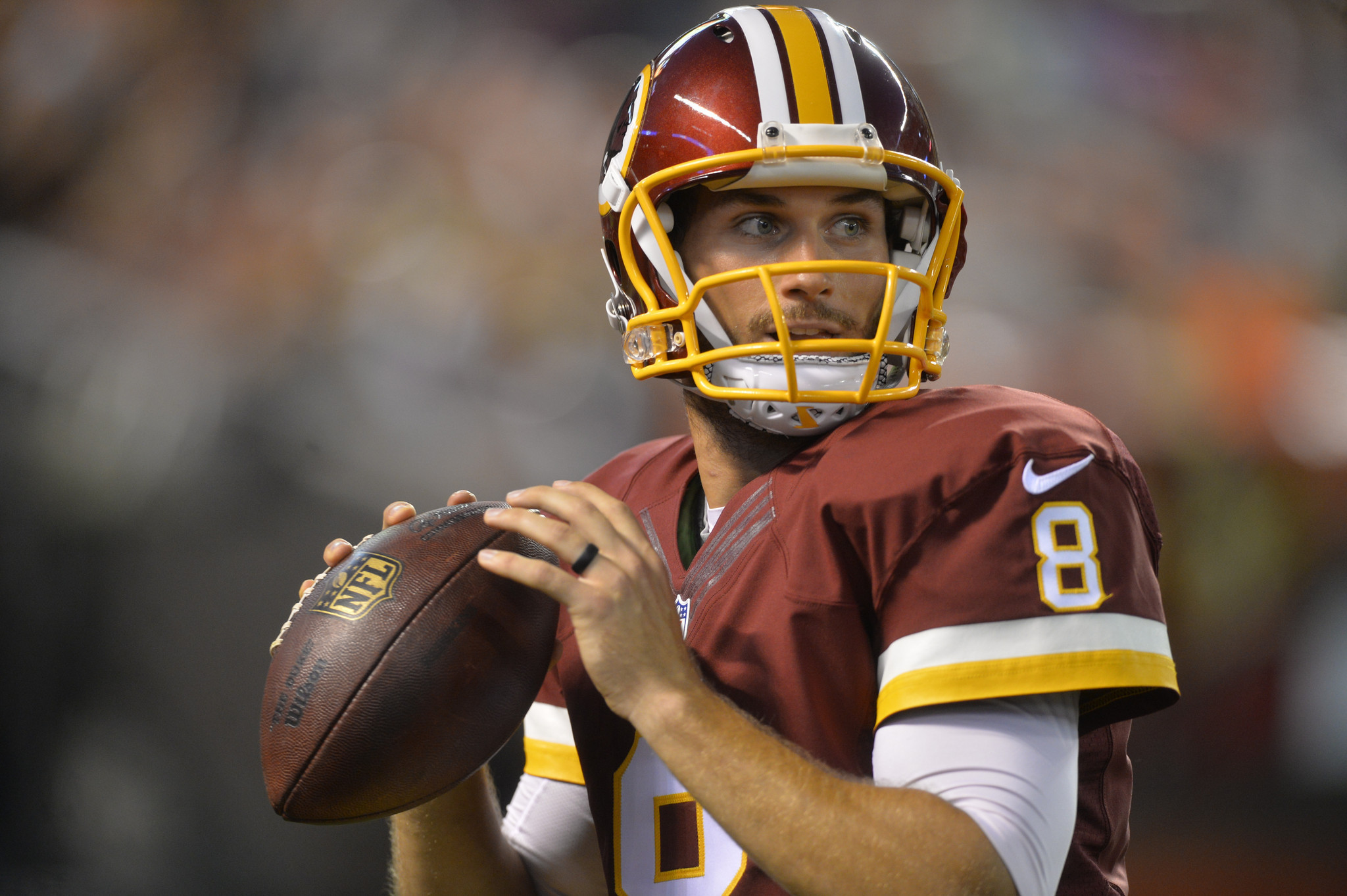 Redskins QB Kirk Cousins got head start studying Dolphins for season ...