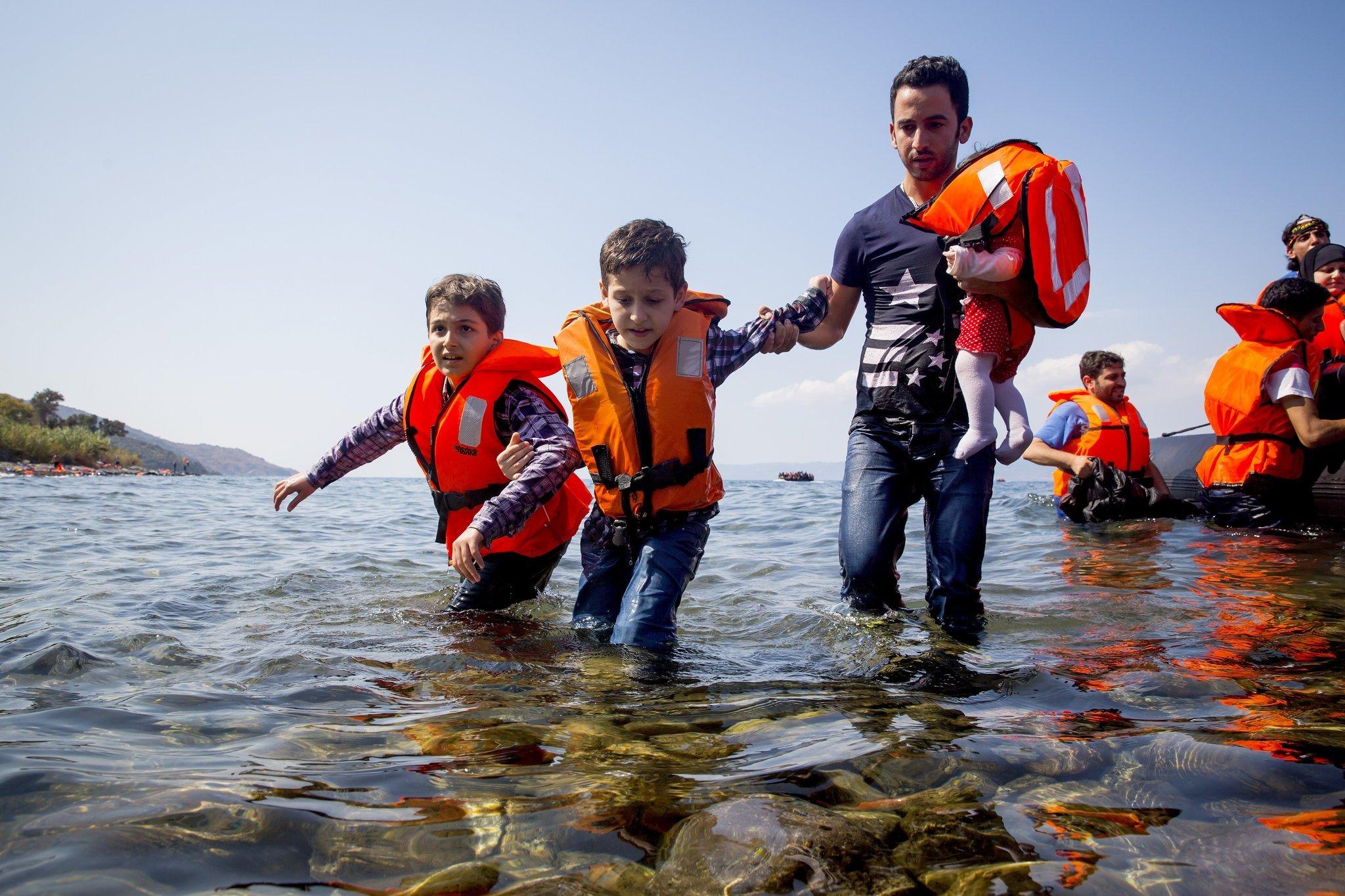Image result for refugees europe