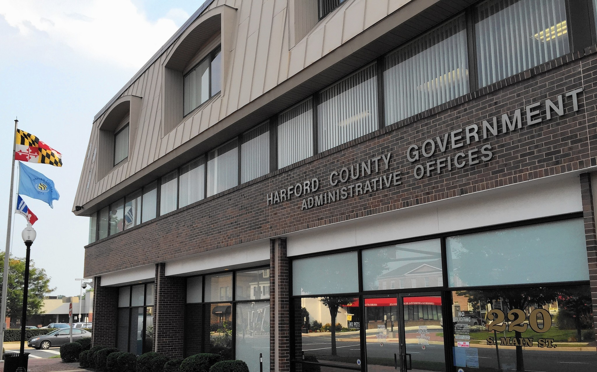Harford County Building Permit Application