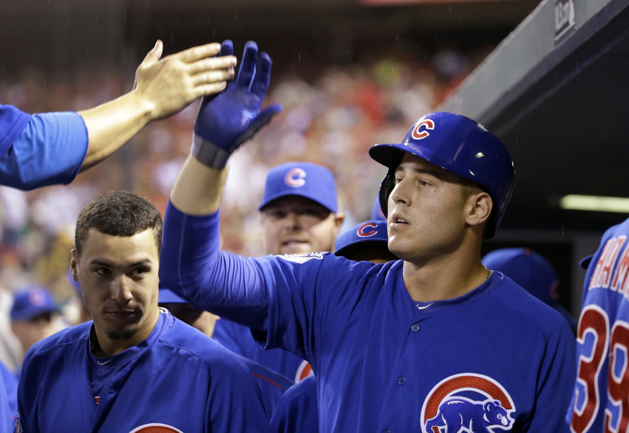 Cubs' play whets the appetite for more — and beyond the play-in game