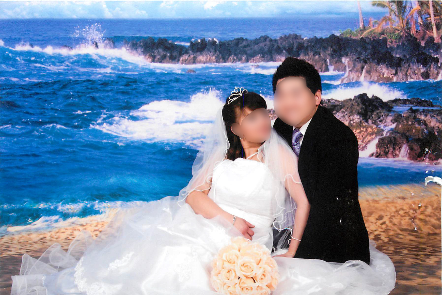 fake weddings and a honeymoon in vegas father and