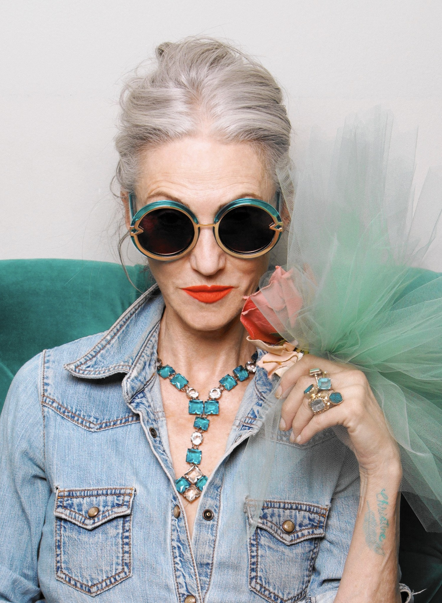 20 of the Most Stylish Ageless 15