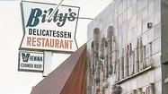 Verdugo Views: Billy's Deli mural recalls a midcentury success story