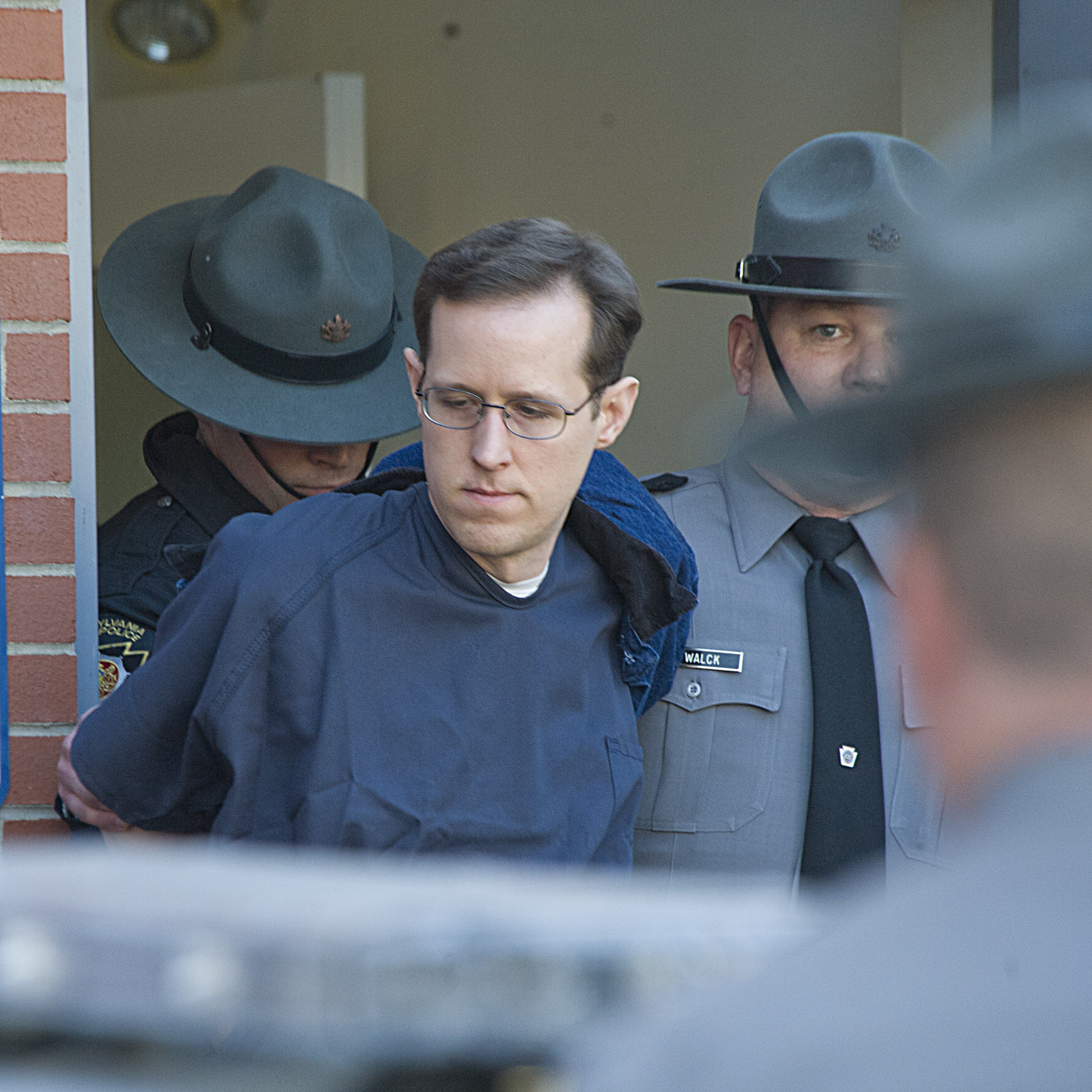 Pennsylvania manhunt ends as Eric Frein 'had no choice but to give up'