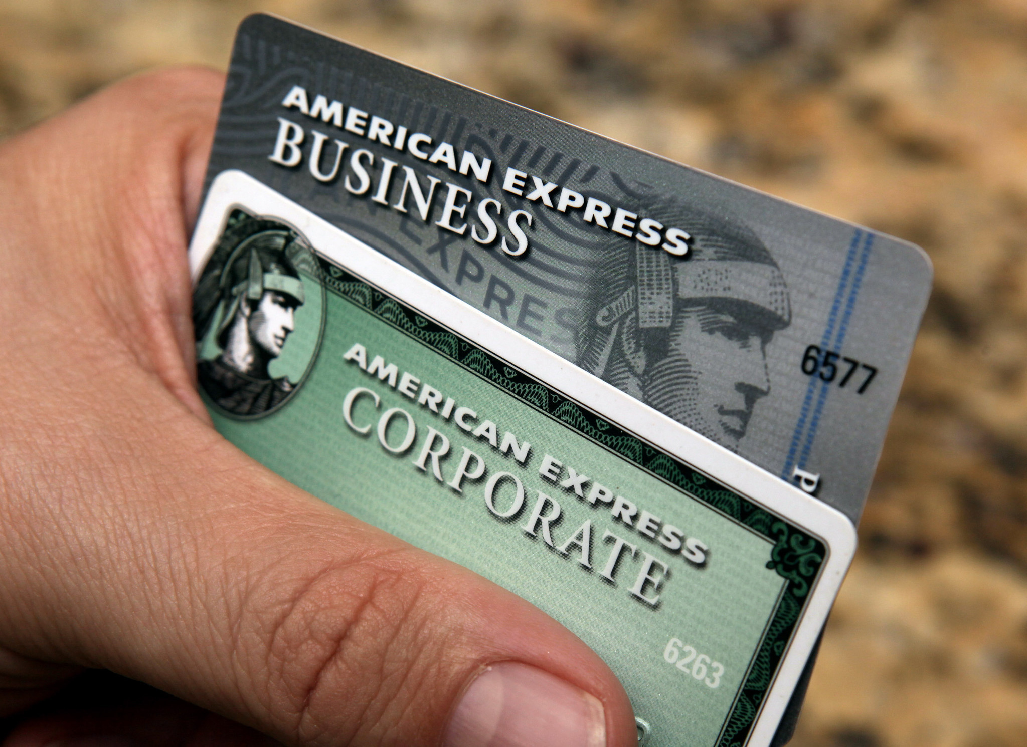 New American Express Business Credit Card Business Cards