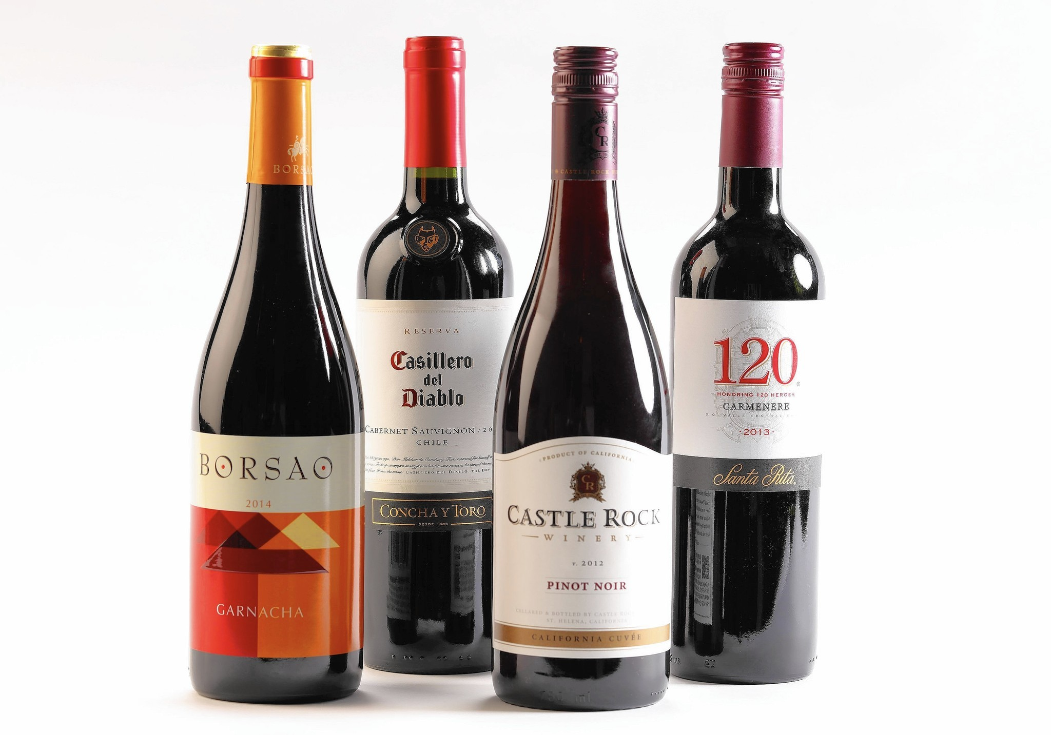 Buying red wine on a budget: Decent bottles for $10 or less
