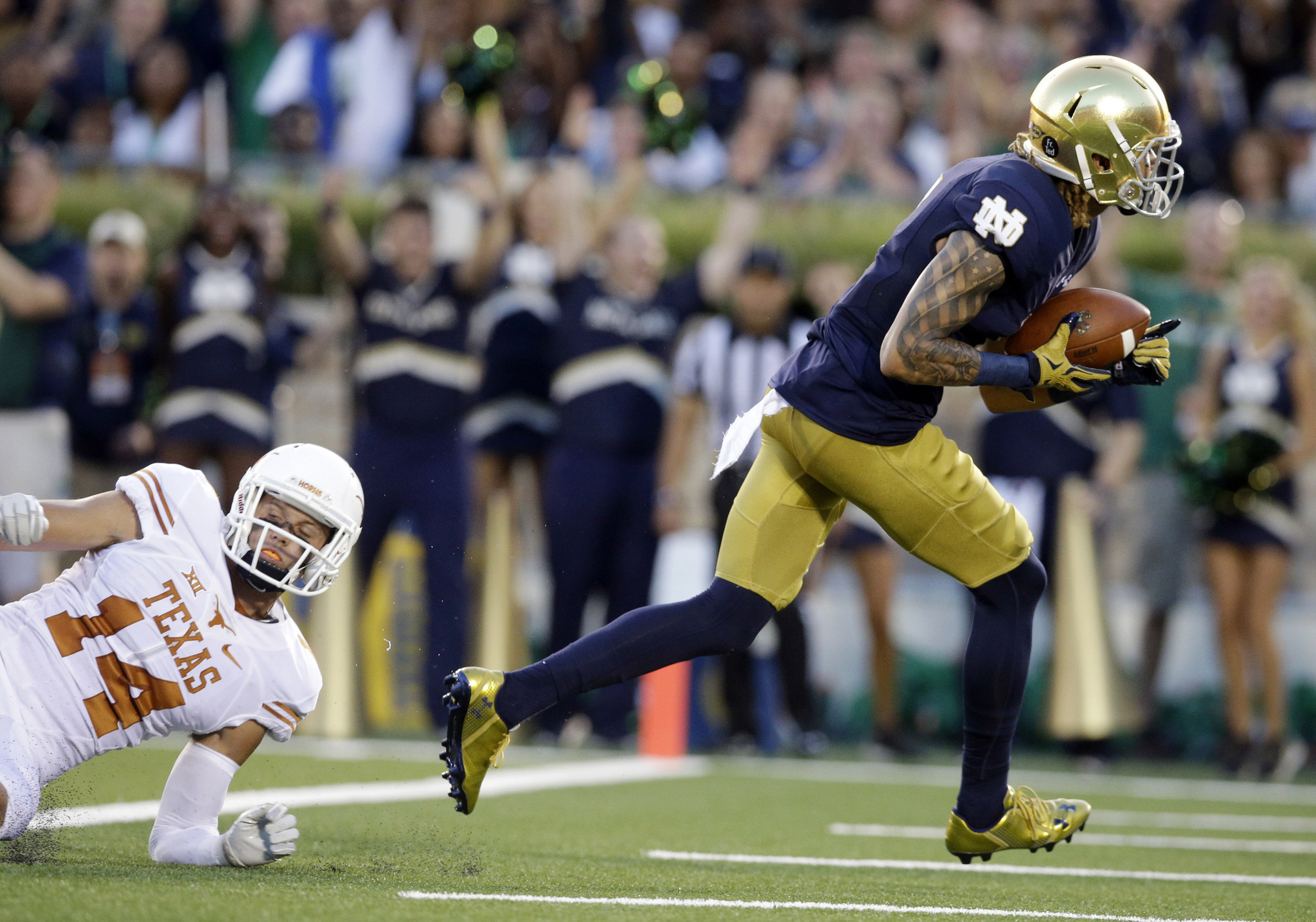 will fuller notre dame jersey