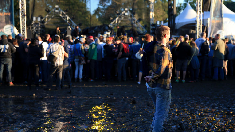 Muddy Riot Fest