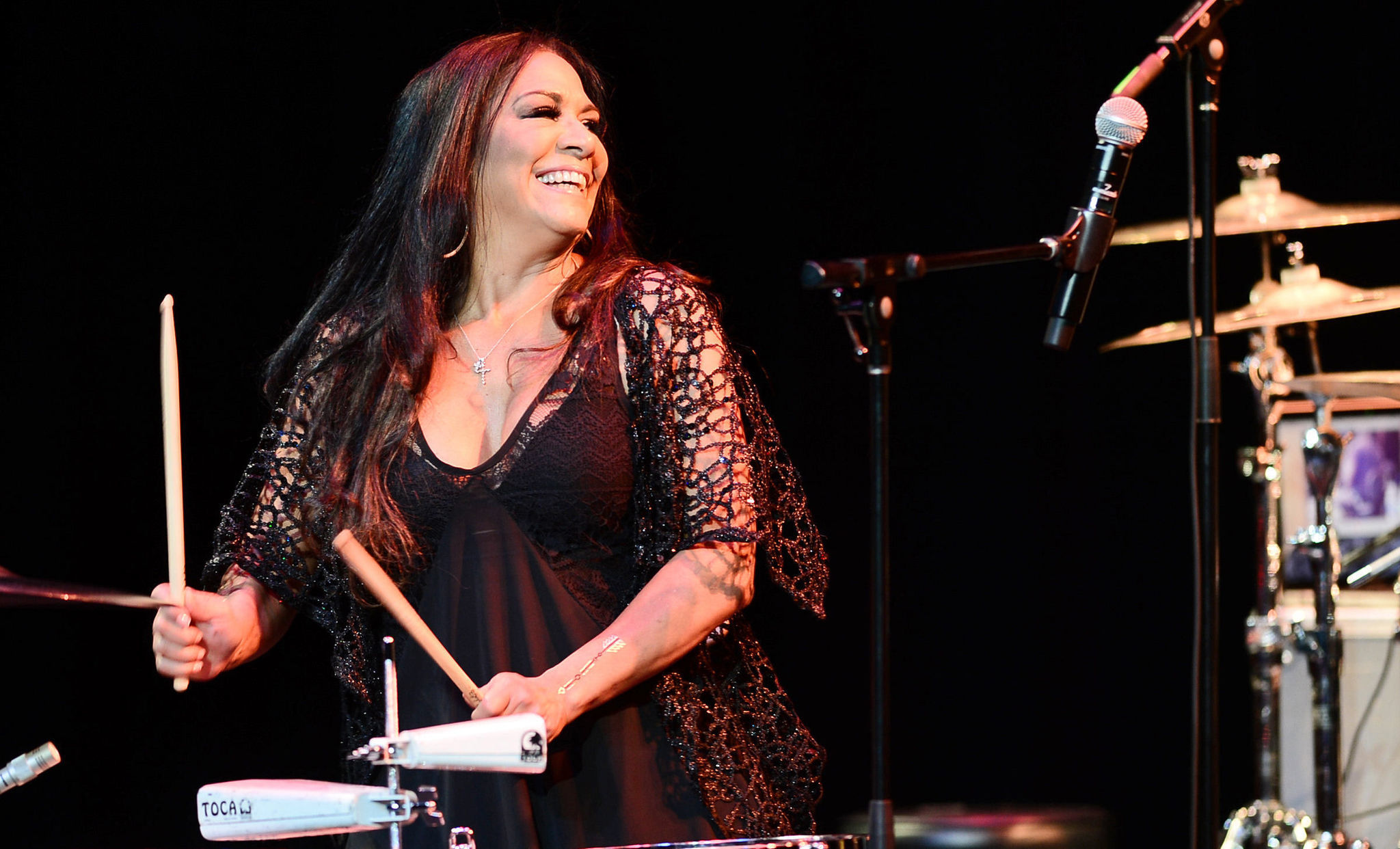 REVIEW: Sheila E. opens Zoellner Arts Center season with a ...