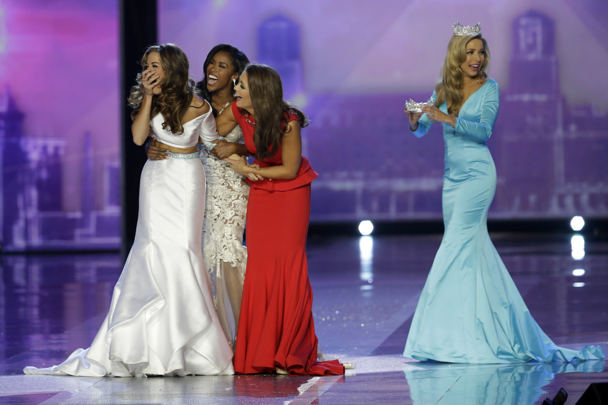 Miss Georgia Betty Cantrell wins Miss America pageant - Chicago Tribune