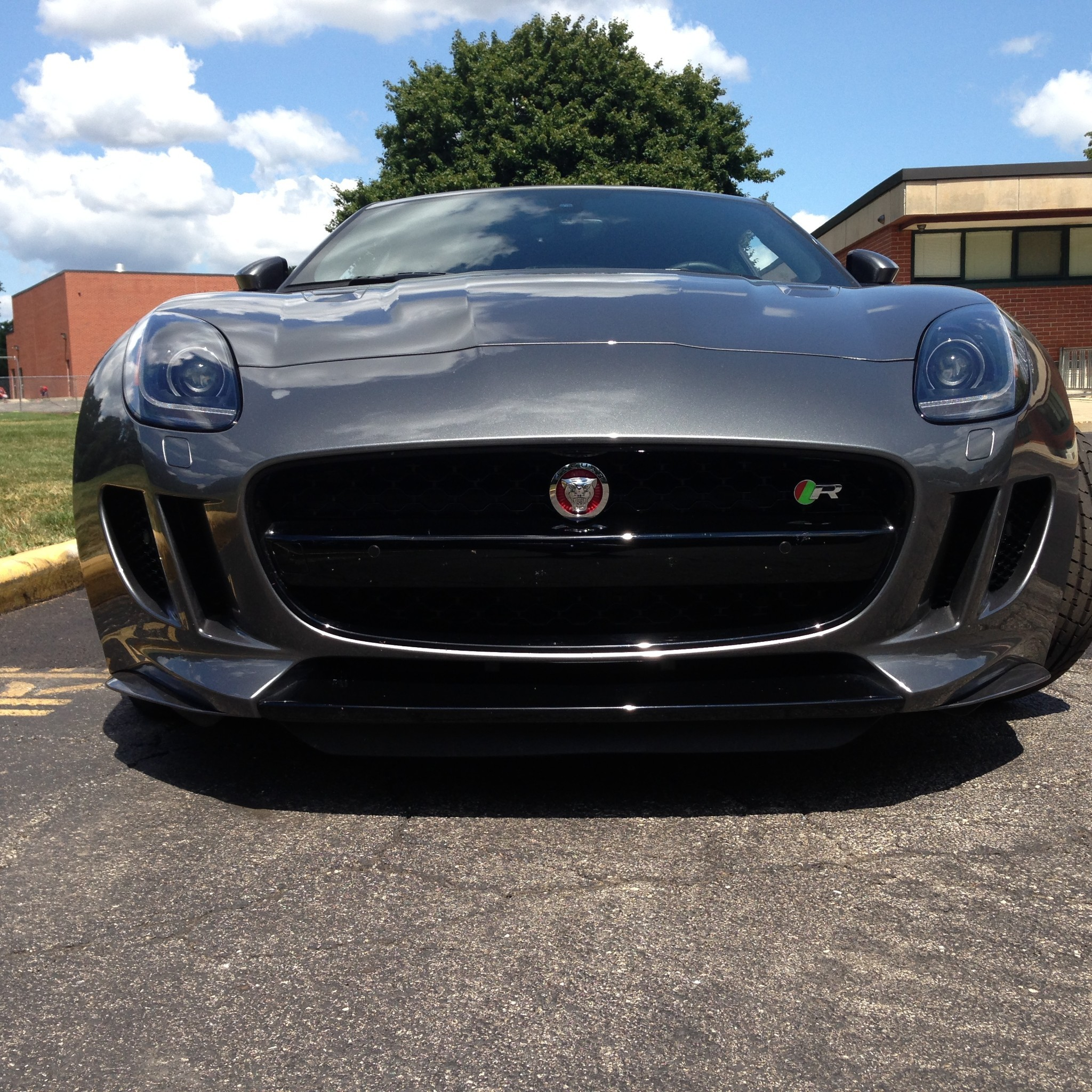 2016 Jaguar FType R is a civilized brute of a sports car