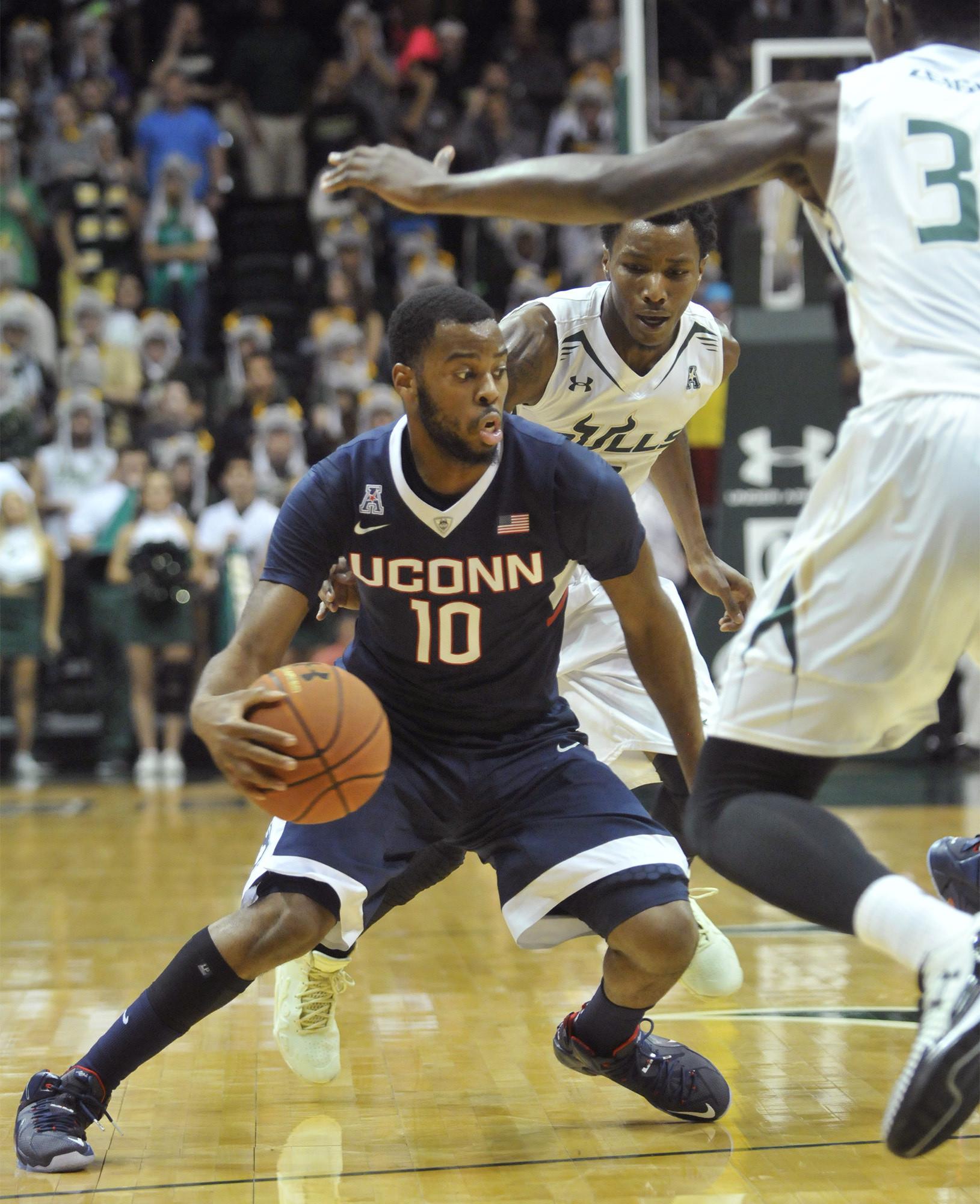 UConn Men s Basketball Insider Sam Cassells Itching To Go
