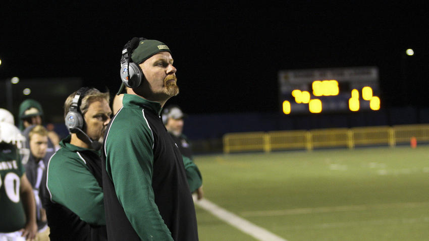 Damage done, St. Edward to make decision about football field Thursday