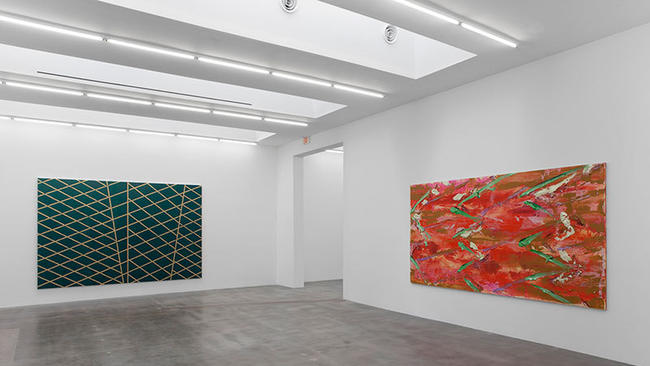 Kazumi Nakamura, Installation view, 2015