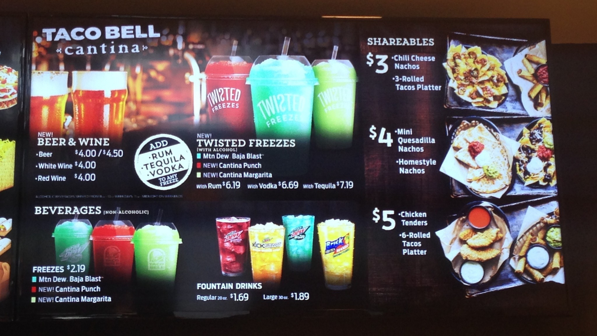 why you will drink at taco bell exactly once chicago tribune