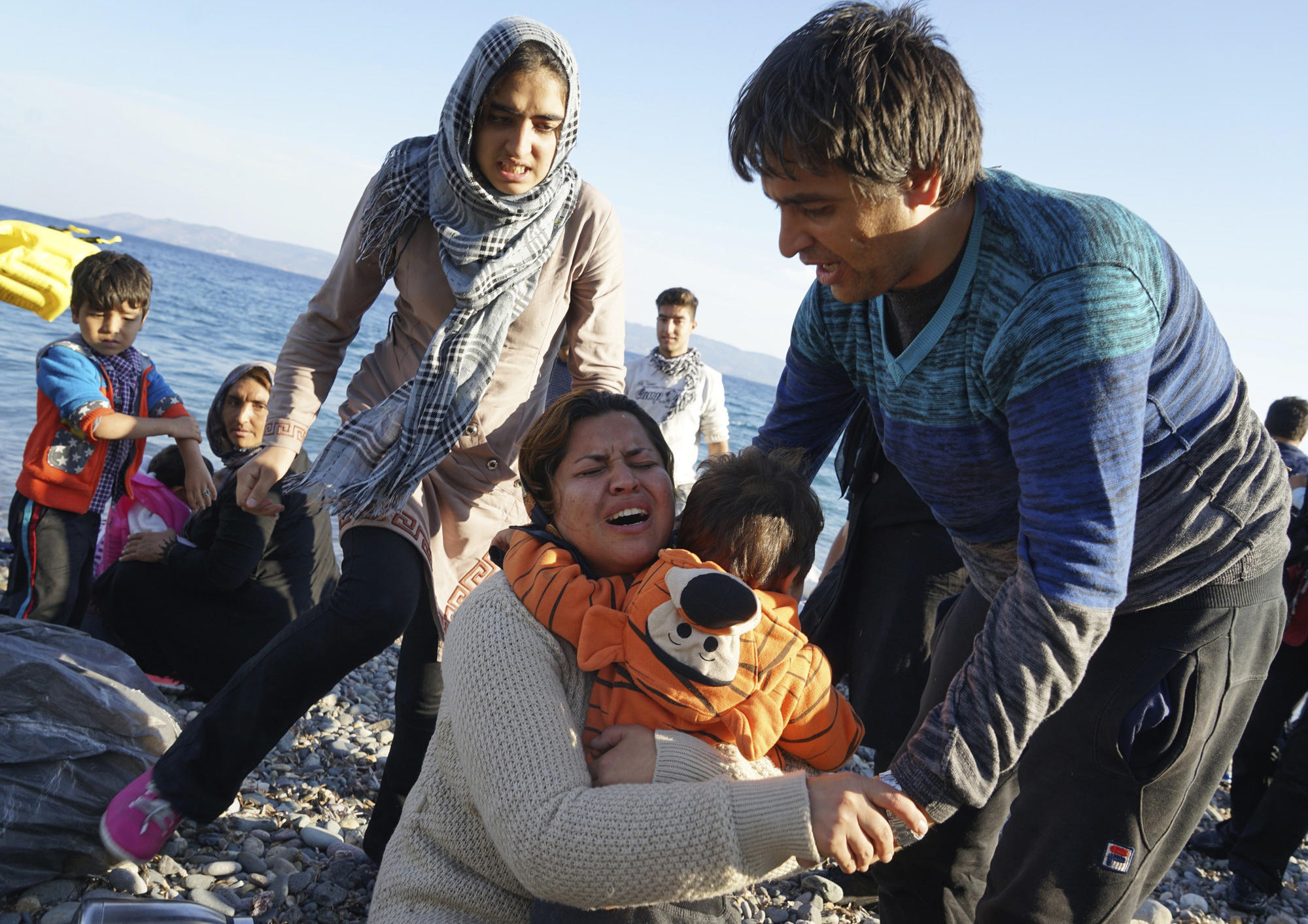 A Desperate Migration