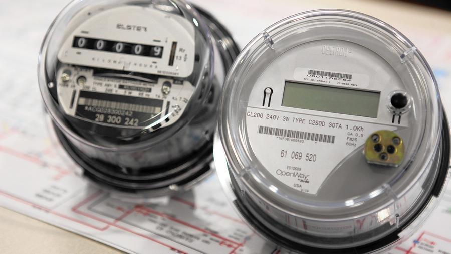 Naperville smart meters