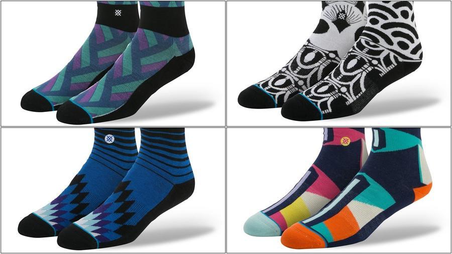 Dwyane Wade's new line of socks.