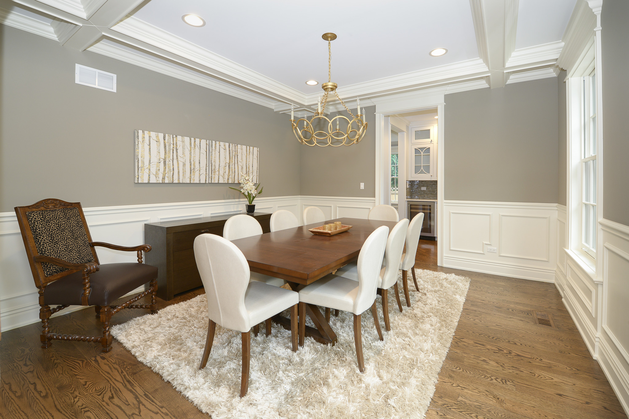 Wainscoting formal dining room - Wainscoting Formal Dining Room Sets