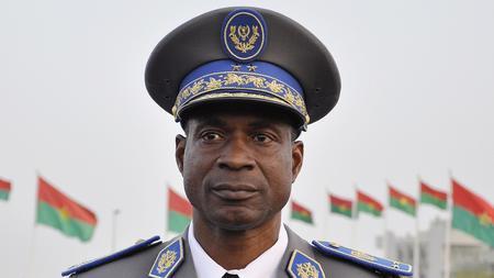 General Gilbert Diendere